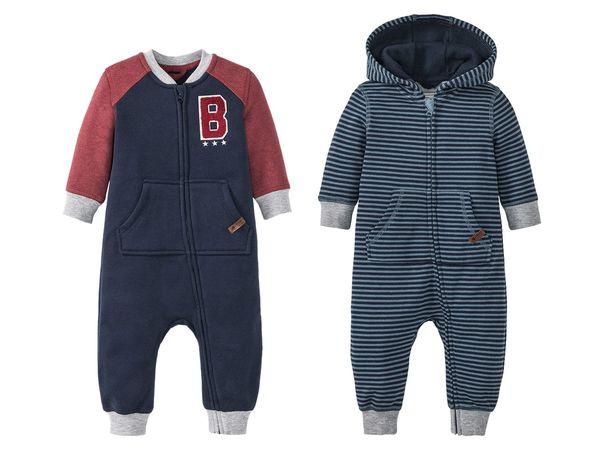 Beförderung damen neue angebote LUPILU® Baby Jungen Sweat-Overall