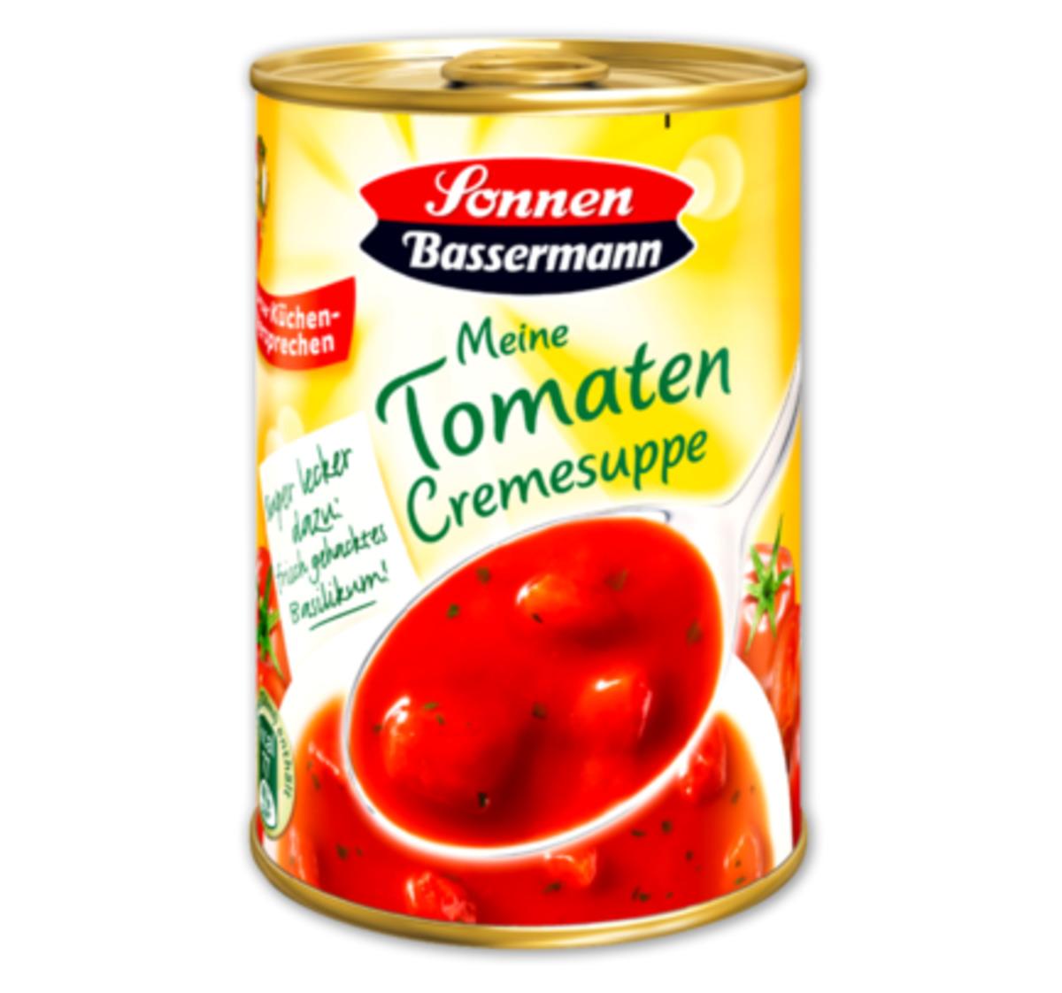 Bild 1 von SONNEN BASSERMANN Suppen