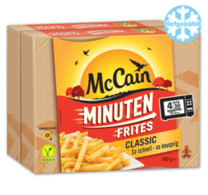 MC CAIN Minuten Frites
