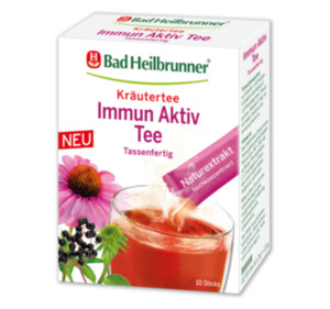 BAD HEILBRUNNER Arzneiteesticks