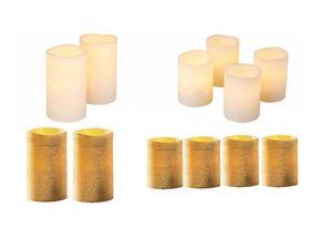 MELINERA® LED-Echtwachskerzen