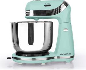 GOURMETmaxx Küchenmaschine Retro 250W, mint