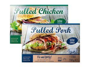 Pulled Pork/Chicken
