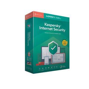 Kaspersky Internet Security 2019- 3 Geräte Upgrade FFP