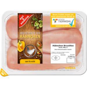 Gut & Günstig Hähnchenbrustfilet