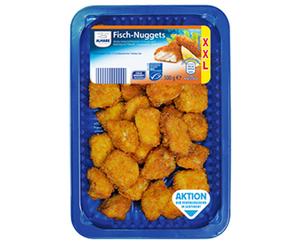 ALMARE Fisch-Nuggets, XXL-Packung