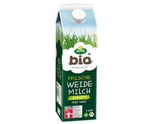 Arla®  Bio Frische Weidemilch