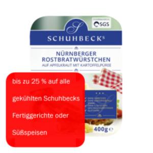 Schuhbecks Nürnberger Rostbratwürstchen