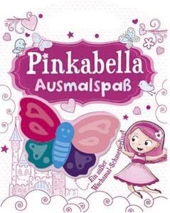 Pinkabella Ausmalspaß