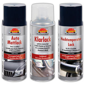 Carfit Professional Kfz-Lack-Spray