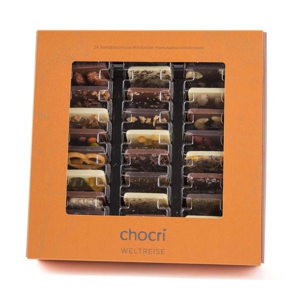 Chocri Weltreise Klassik 165g 7,58 € / 100g