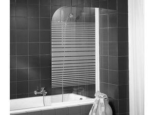 Schulte Valencia Rahmenlose Badewannenfaltwand 1-teilig