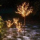 Bild 4 von LIGHTZONE     LED Lichtbaum / 3 LED Sträucher