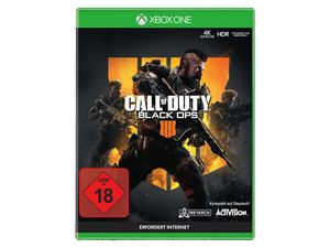 Activision CALL OF DUTY: BLACK OPS 4 Xbox