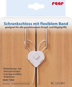 Reer Flexi-Schrankschloss