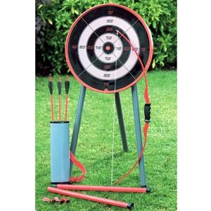 Pfeil- und Bogen-Set mit Zielscheibe für Kinder