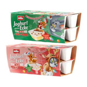 müller Joghurt mit der Ecke Minis