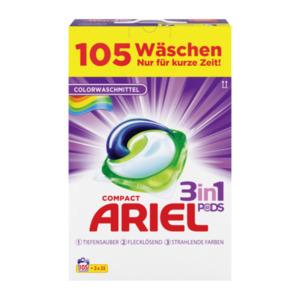 Ariel 3in1 Pods Colorwaschmittel