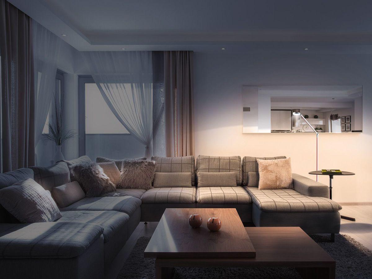 Bild 3 von LIVARNO LUX® LED-Stehleuchte
