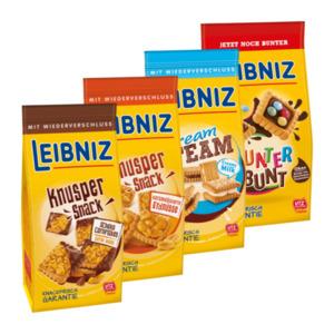 LEIBNIZ     Leibniz Snack-Kekse