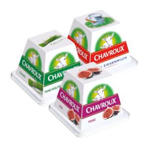 Chavroux Ziegenfrischkäse
