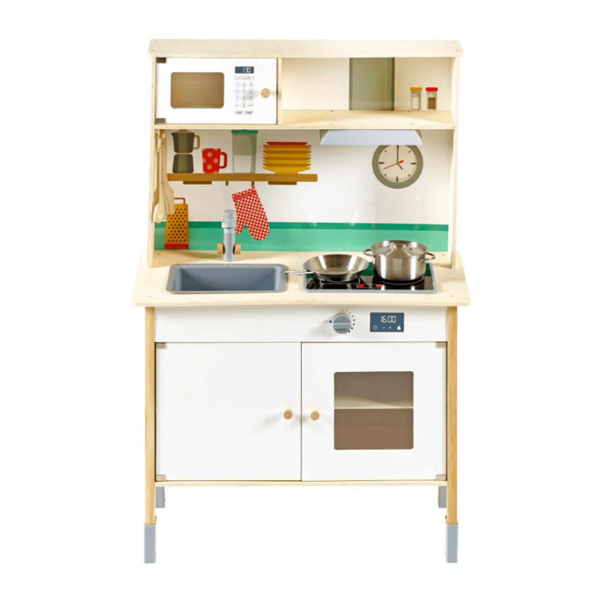 Bild 1 von PLAYLAND  Holz-Spielküche