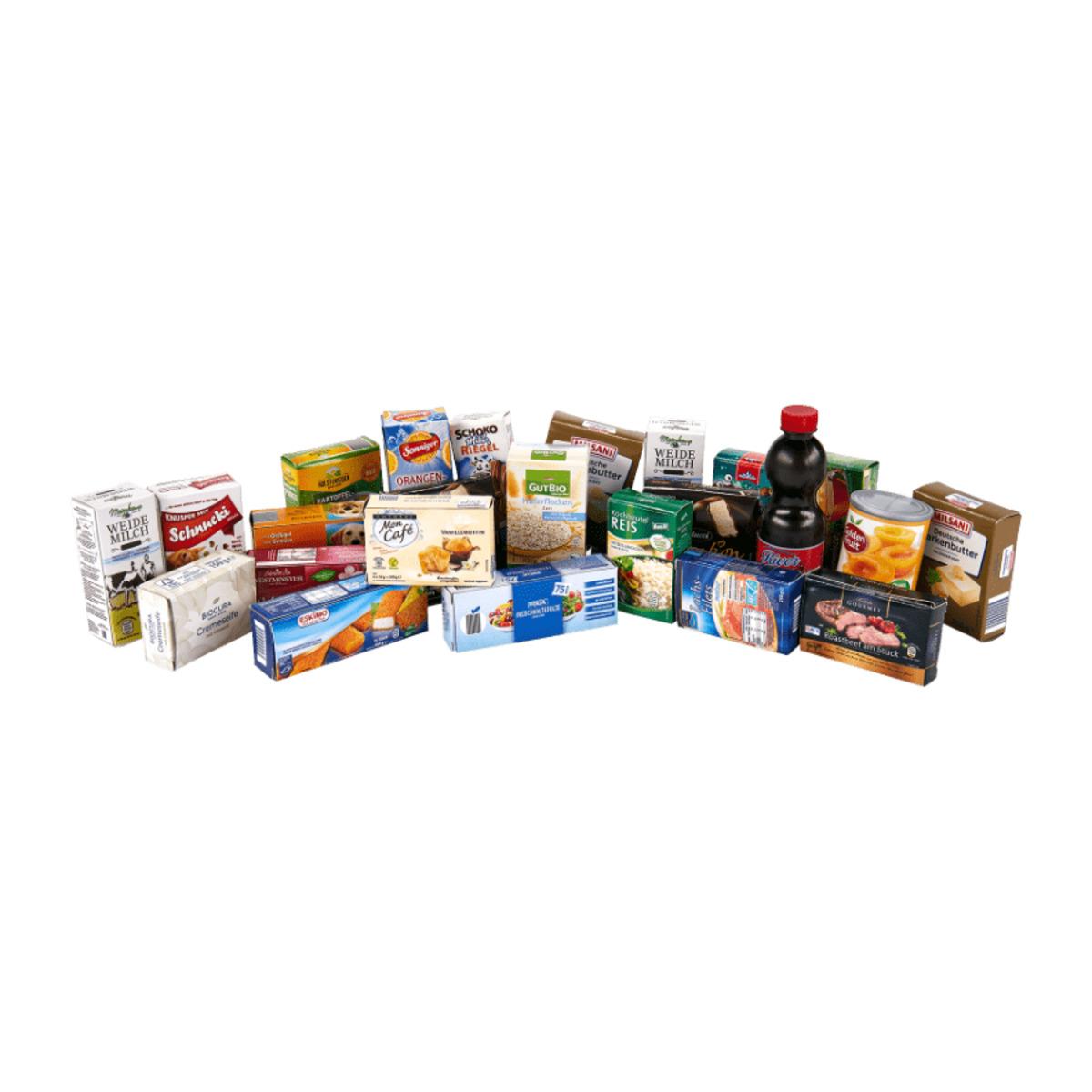 Bild 3 von PLAYLAND     Einkaufskorb mit Miniaturverpackungen