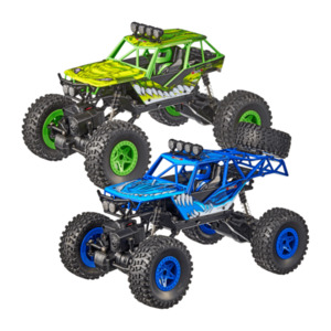 RC Offroader 4 × 4
