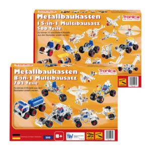 Tronico Metallbaukasten