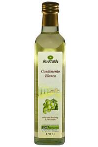 Alnatura Bio Condimento Bianco 500 ml