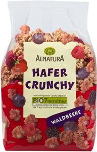 Alnatura Bio Hafer Crunchy Waldbeere 375 g