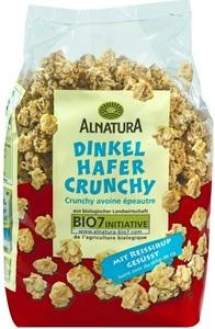 Alnatura Bio Dinkel Hafer Crunchy 375 g