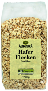 Alnatura Bio Haferflocken Großblatt 500 g