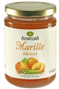 Alnatura Bio Fruchtaufstrich Marille Aprikose 420 g