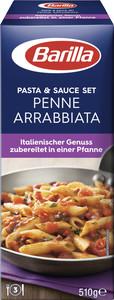 Barilla Koch-Set für Penne Arrabbiata 510 g