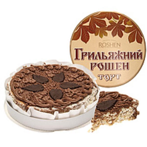Torte Grilyazh Roshen Tiefgefroren Von Mix Markt Ansehen