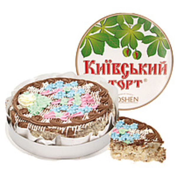 Torte Kiewskiy Roshen Tiefgefroren Von Mix Markt Ansehen