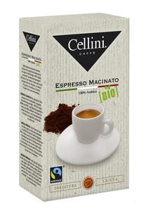 Cellini Bio Espresso Macinato 250 g