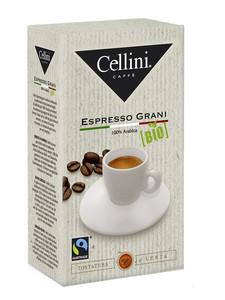 Cellini Bio Espresso Grani ganze Bohnen 250 g