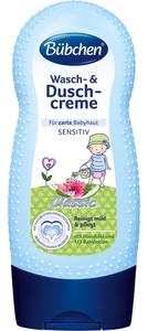 Bübchen Wasch- & Duschcreme Sensitiv 230 ml