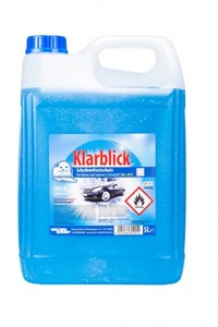 Robbyrob Scheibenfrostschutz bis -20 °C, 5 l ,  gebrauchsfertig