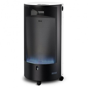 Rowi Gas-Heizofen HGO 4200 W ohne Thermostat ,  Blue Flame Pure, weiß