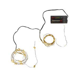 Verschiedene Mikro-LED-Lichterketten