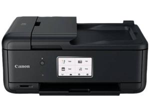 CANON Pixma TR8550, Multifunktionsdrucker, Schwarz