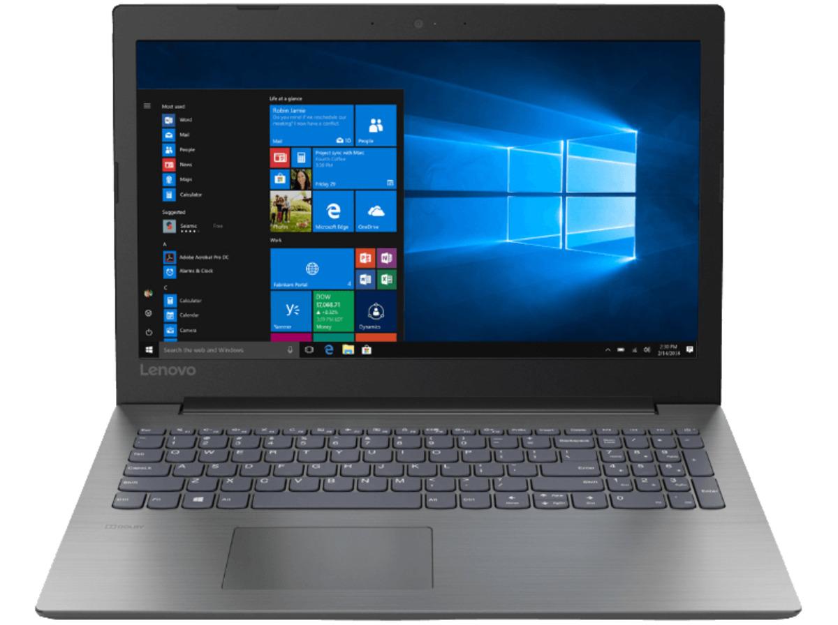 Bild 1 von LENOVO IdeaPad 330, Notebook mit 15.6 Zoll Display, Core i5 Prozessor, 8 GB RAM, 1 TB HDD, 128 GB SSD, GeForce GTX 1050, Onyx Black