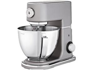 WMF 04.1632.0071 Profi Plus, Küchenmaschine, Rührschüssel-Kapazität: 5 Liter, 1000 Watt, Grau