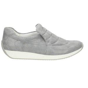 Damen Slip-On Sneaker, hellgrau