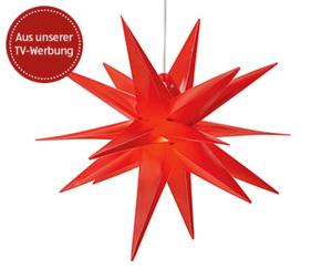 CASADeco 3D-Leuchtstern