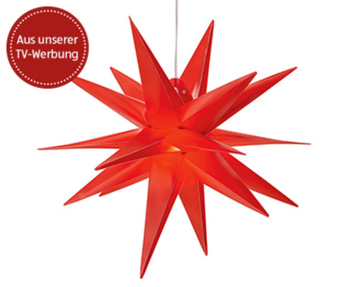 Bild 1 von CASADeco 3D-Leuchtstern