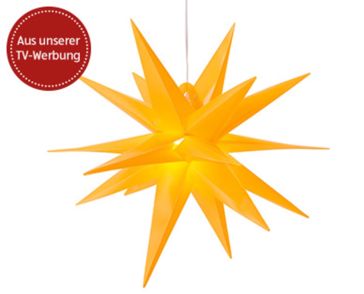 Bild 2 von CASADeco 3D-Leuchtstern
